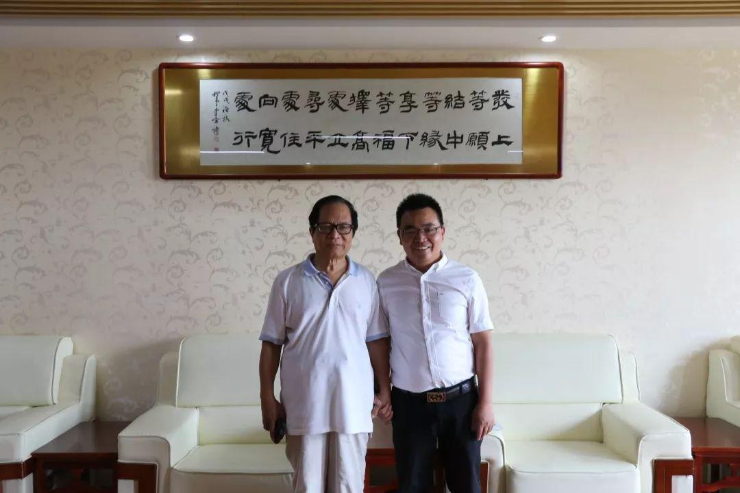 王永民刘丰春合影